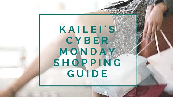 Kaileicarr Com Kailei S Cyber Monday Guide 20 Cyber Monday Deals For You