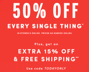 J crew factory outlet cyber monday 2015